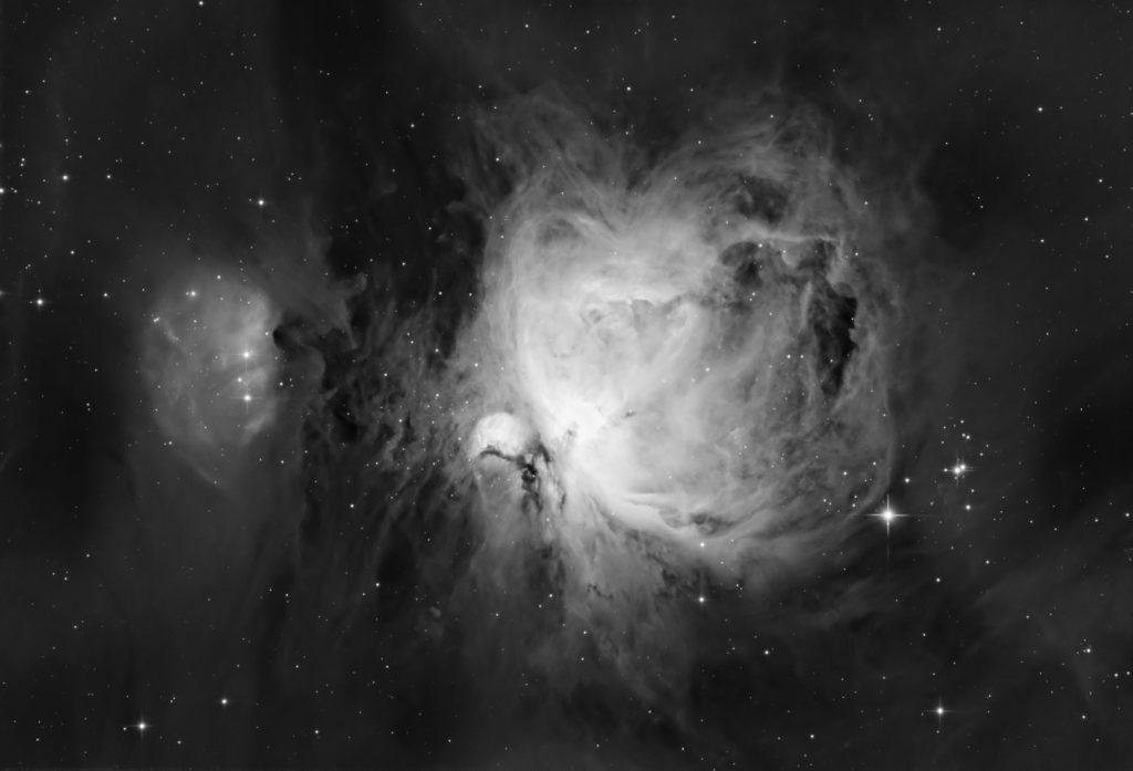 Orion is my favorite nebula